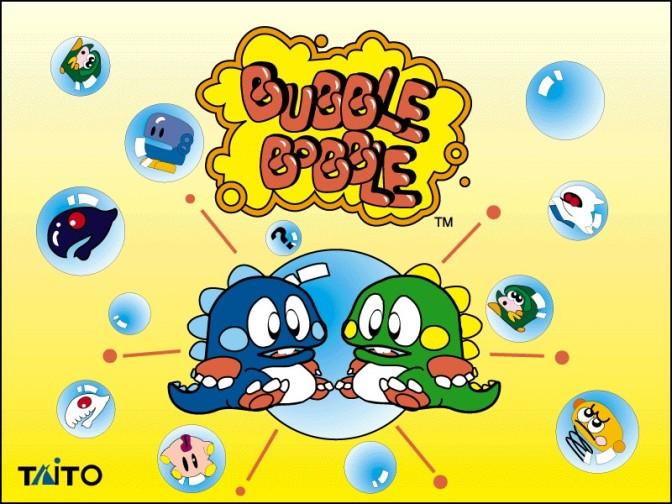 Episode 28 – Bubble Bobble Show Notes