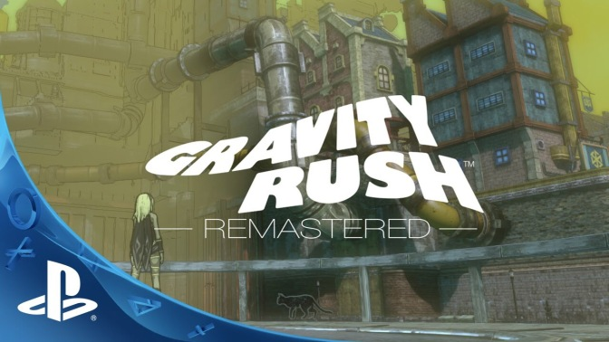 Gravity Rush: Remastered – First Look