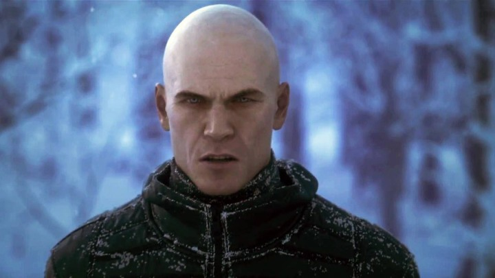 Agent 47 in the new Hitman