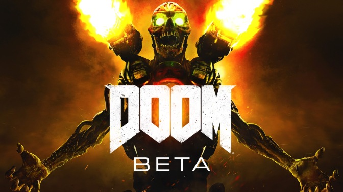 Doom Multiplayer Beta Impressions