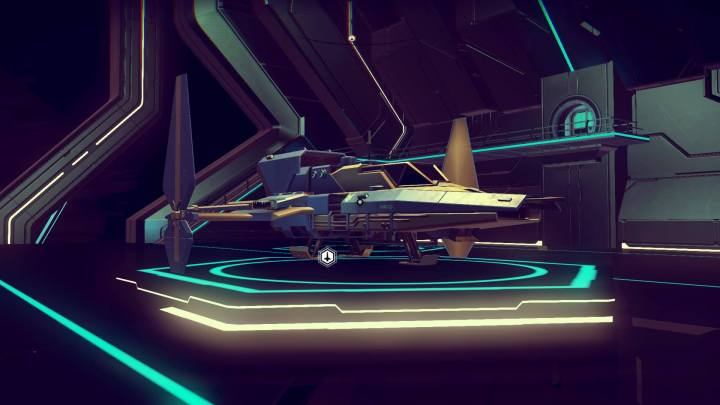 As cool as the ships are, there's no ability to customize them in any way.