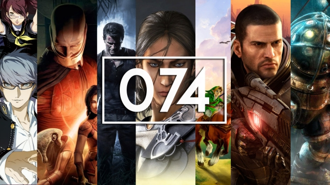 Episode 74 – 7 Favorite Games