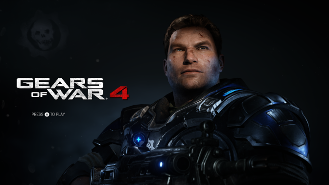 Gears of War 4 – First Look