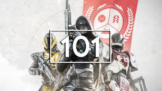 Episode 101 – Destiny 2