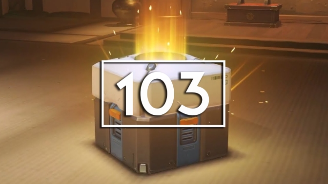 Episode 103 – Loot Boxes