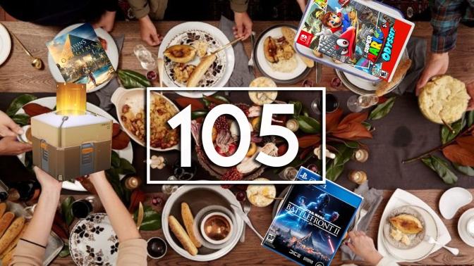 Episode 105 – Thanksgiving