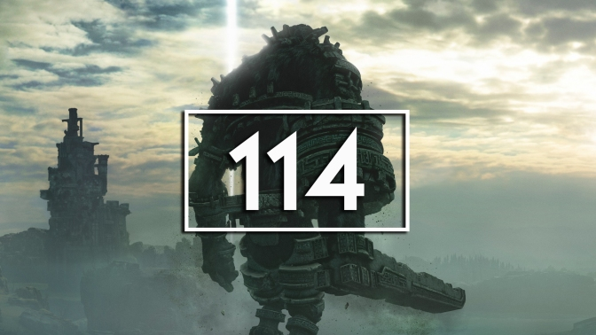 Episode 114 – Shadow of the Colossus