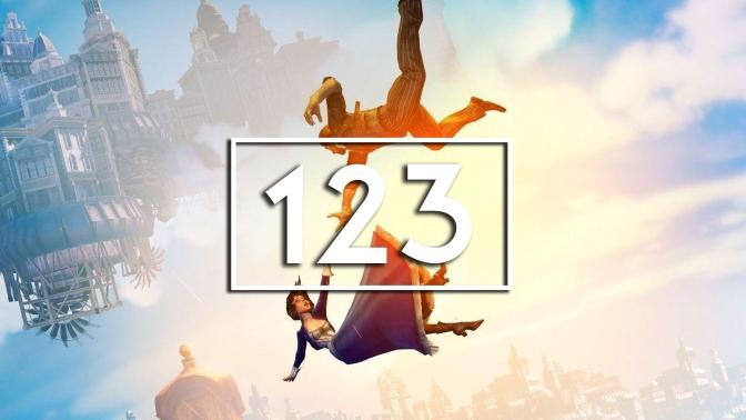 Episode 123 – Bioshock Infinite