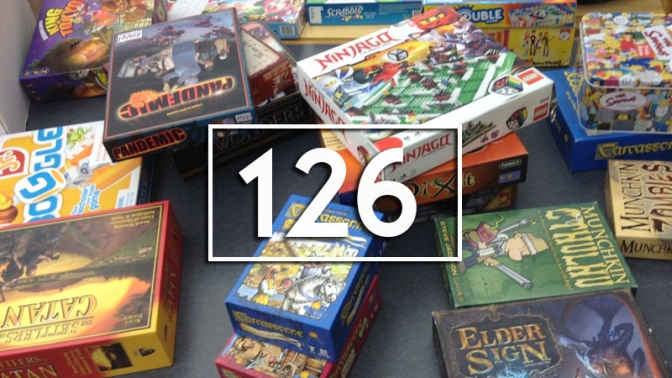 Episode 126 – Tabletop Gaming with Clay Hargrave