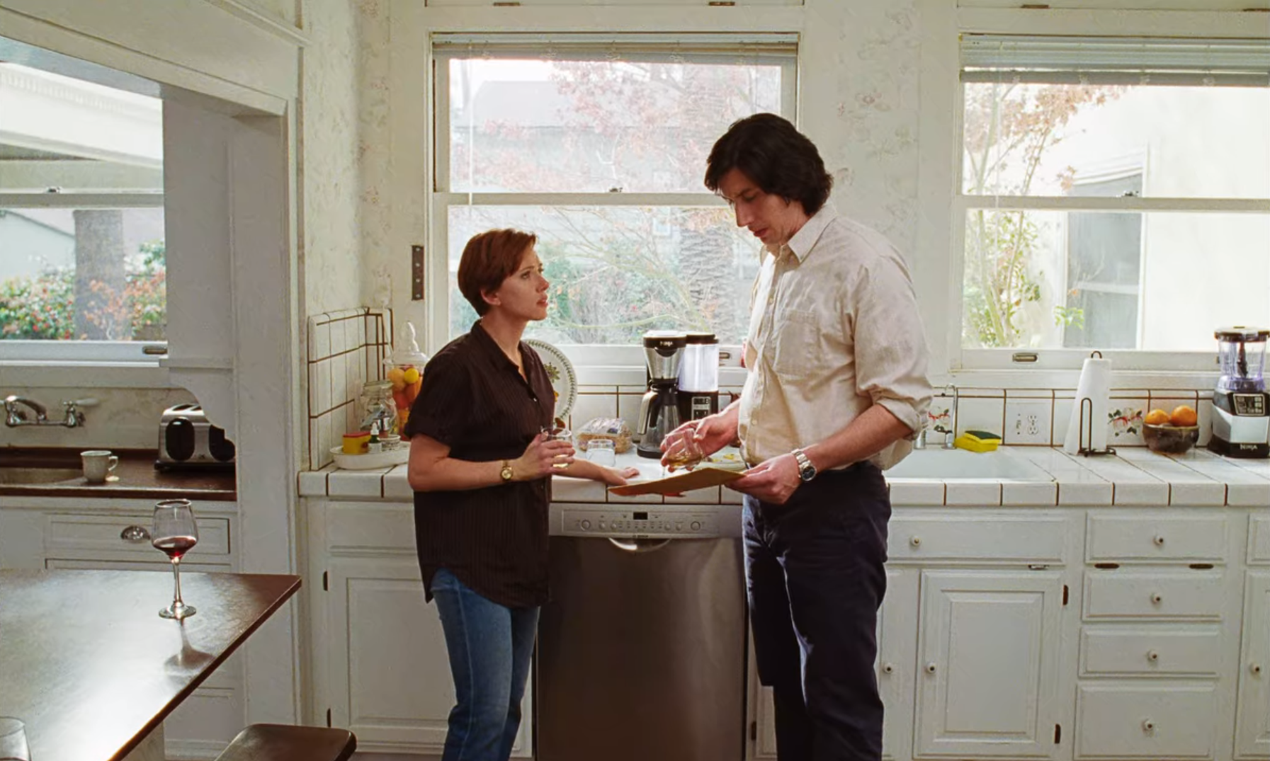 Can Christians watch Scarlett Johansson and Adam Driver in Noah Baumbach's Marriage Story?